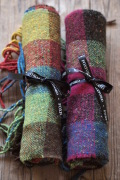 FOXFORD Donegal Tweed Scarf-1