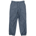 FWP Trousers Blue Chambray
