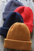 Island Knit Works-Gima Cotton Knit Cap-1