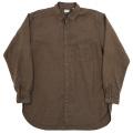 Linen Shirt Brown