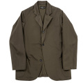 Lounge JKT Relax Olive Chino