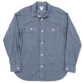 Lt. Work Shirt Stripe