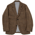 WORKERS (ワーカーズ) Maple Leaf Jacket / Windowpane Tweed
