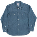 MFG Shirt Blue Chambray