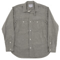 MFG Shirt Grey Chambray