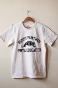 Mixta Printed Tee BOODY PANTHER Natural-1