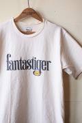 Mixta (ミクスタ) Printed Tee Fantastiger Natural-1