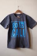 Mixta Printed Tee GO TO CALI Vintage Black-1