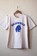 MIXTA(ミクスタ)Printed Tee Golden Bear Natural-1