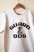 Mixta Printed Tee Guard Dog Natural-1