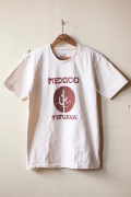 Mixta Printed Tee Tijuana 21 Natural-1