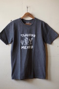 MIXTA(ミクスタ)Printed Tee Tijuana Mexico Vintage Black-1
