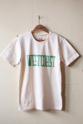 Mixta Printed Tee West Coast (2019) Natural-1