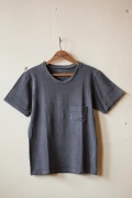 Mixta V-Neck Pocket T-Shirt, V. Black-1
