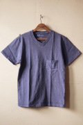 Mixta V-Neck Pocket Tee Night Ocean 2019-1