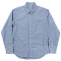 BD Shirt D-OX Blue