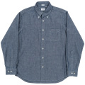 Modified BD Dark Blue Chambray