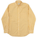Modified BD Orange Check Broadcloth