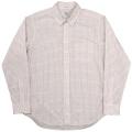 Modified Regular Collar Shirt Poplin Tattersall