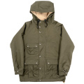 Mountain Pile Parka Khaki