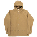 Mountain Shirt Parka Beige
