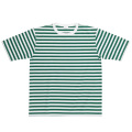Narrow Border S/S White-Green