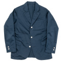 Navy Blazer Pima Cotton