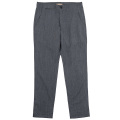 Officer Trousers Slim Type-1 Wool tropical Grey