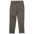 Officer Trousers Slim Type-2 Grey Chino
