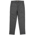 Officer Trousers Slim Type-3 Grey Flannel