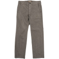 Officer Trousers Standard Type-1 Yarn Dyed Twill Olive Grey