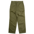 Officer Trousers Vintage Type-2 Herringbone OD