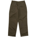 Officer Trousers Vintage Type-2 Olive Chino