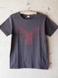 PINE TREE T-Shirt Eagle-Black