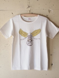 PINE TREE T-Shirt Eagle-White