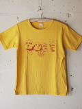 PINE TREE T-Shirt Rushmore-Yellow