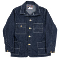 Queen of the Road Railroad JKT Denim