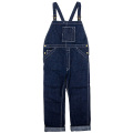 Queen of the Road Overall Denim