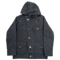 RAF PARKA Cotton Cordura Black