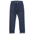 Raw Denim Trousers
