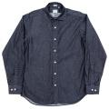 Round Cutaway Shirt Denim OW