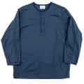Sleeping Shirt Navy Twill