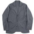 Sport Coat Wool Tropical Mohair Grey