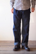 TCB jeans Carpenter Pants 10.5oz Denim-1