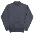 USN Cotton Sweater Faded Black
