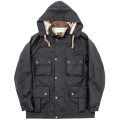 Weather Comfort Parka Black