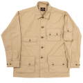 W&G JKT High Density Poplin Beige