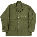 W&G JKT High Density Poplin Olive