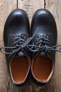 William Lennon Hill Shoes Smooth Leather Black-1