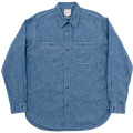 Work Shirt 5oz Blue Chambray
